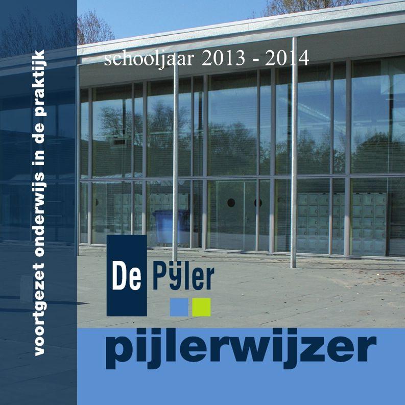 schooljaar 2013 - 2014