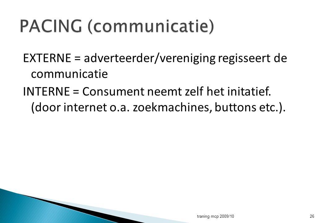 PACING (communicatie)