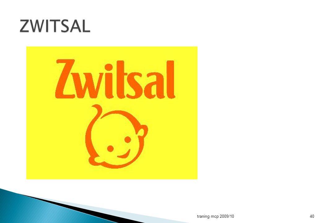 ZWITSAL traning mcp 2009/10
