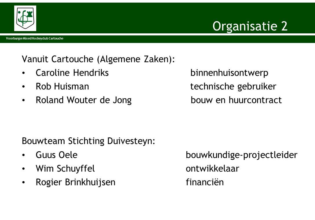 Organisatie 2 Vanuit Cartouche (Algemene Zaken):