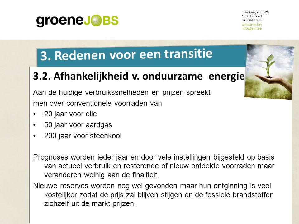 3.2. Afhankelijkheid v. onduurzame energie