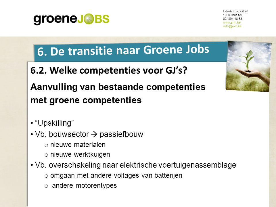 6.2. Welke competenties voor GJ's