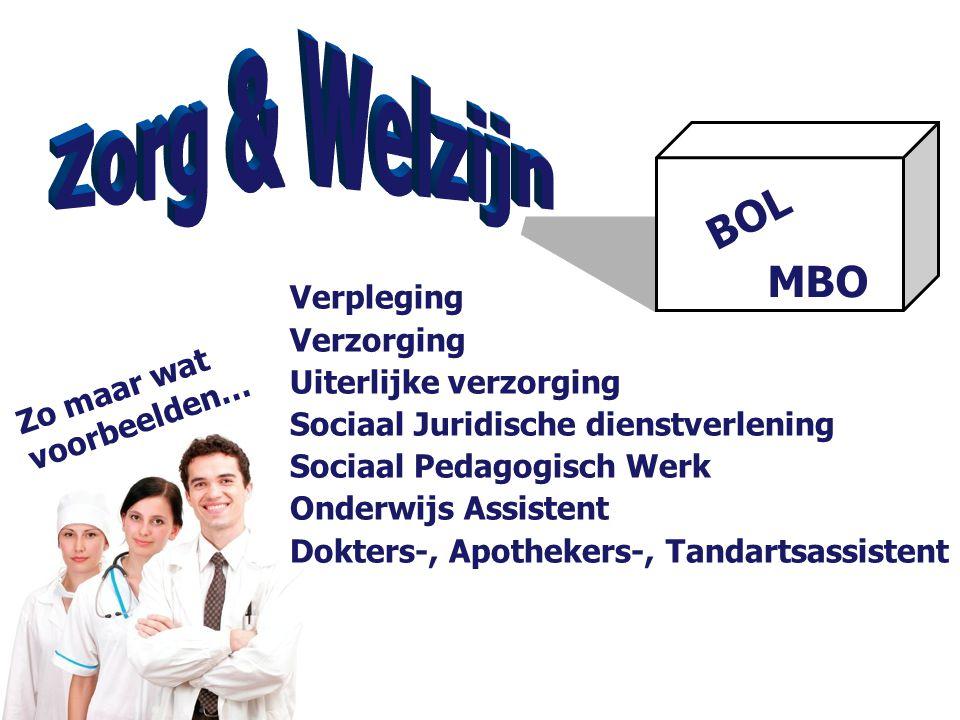 Zorg & Welzijn BOL MBO Verpleging Verzorging Uiterlijke verzorging