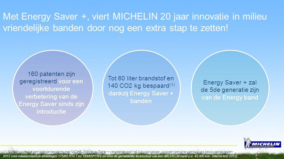 Energy Saver + zal de 5de generatie zijn van de Energy band