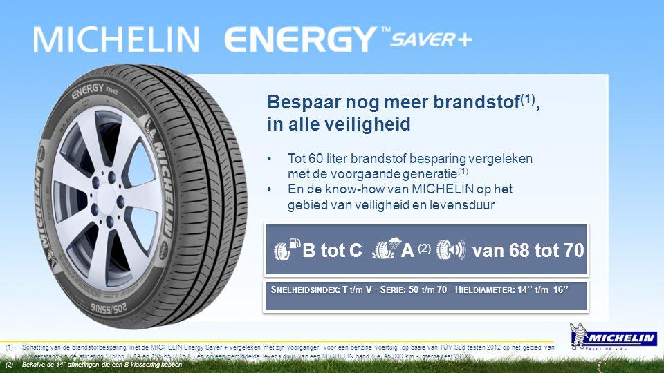 Bespaar nog meer brandstof(1), in alle veiligheid