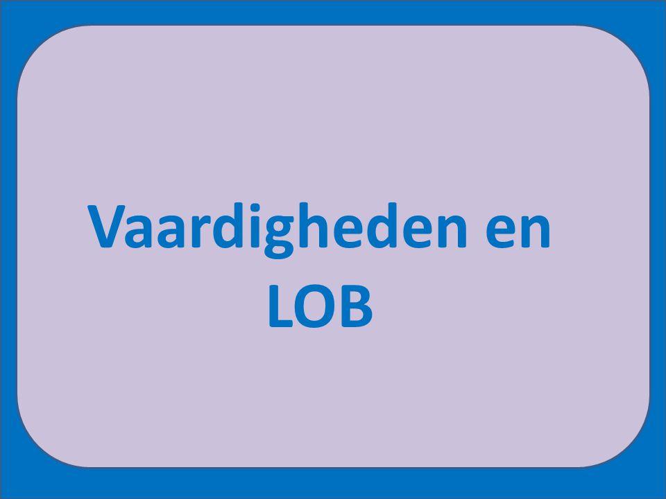 Vaardigheden en LOB