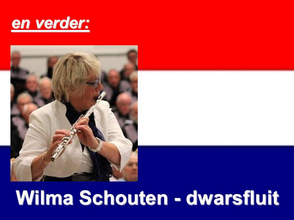 Wilma Schouten - dwarsfluit