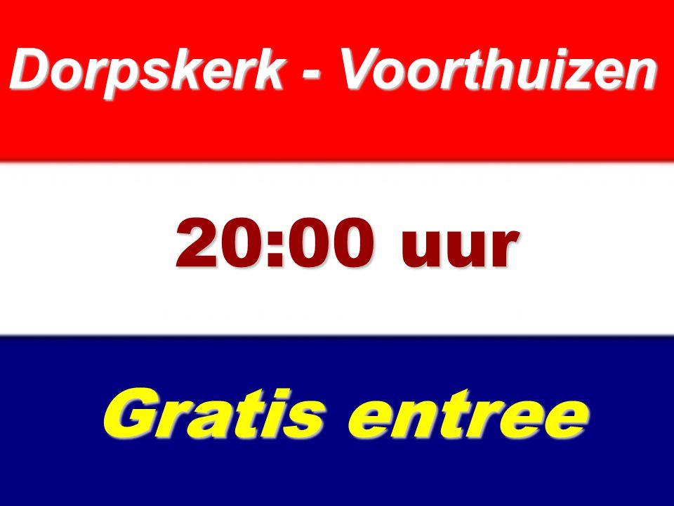 Dorpskerk - Voorthuizen