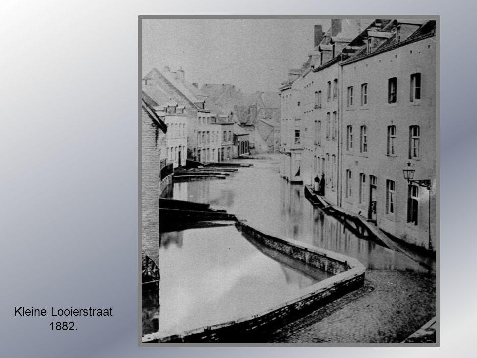 Kleine Looierstraat 1882.