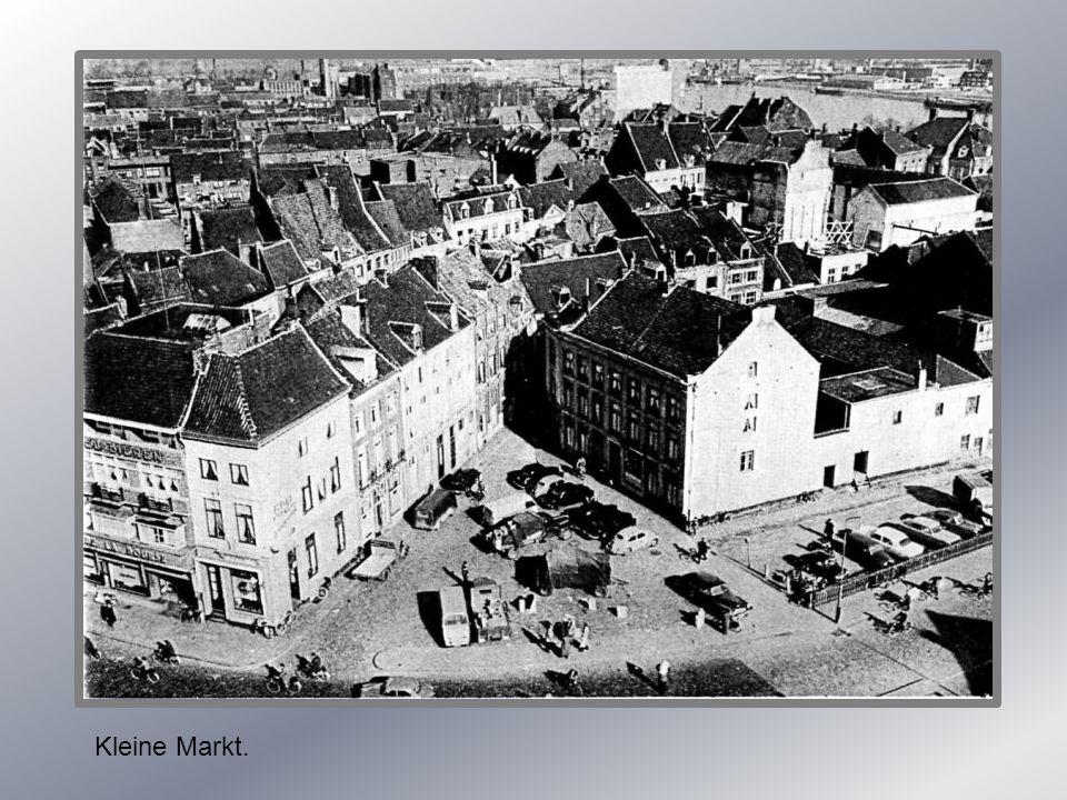 Kleine Markt.