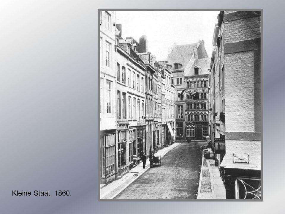 Kleine Staat. 1860.