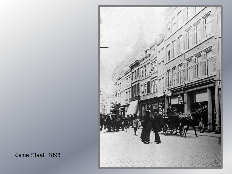 Kleine Staat. 1898.