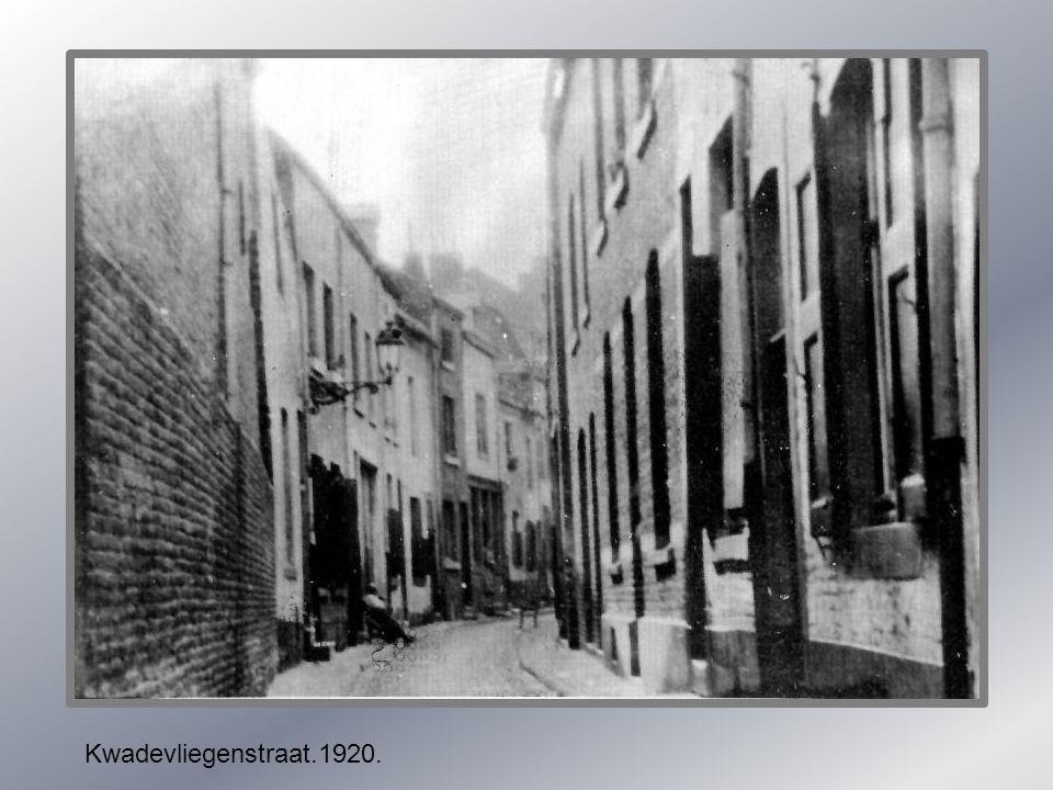 Kwadevliegenstraat.1920.
