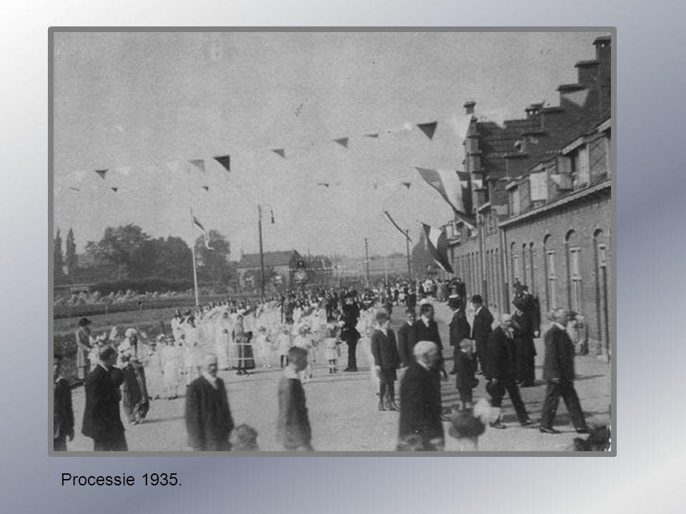 Processie 1935.