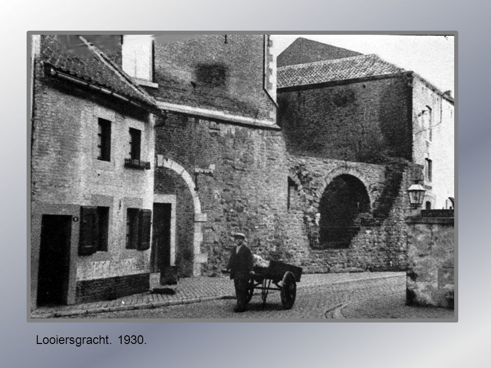 Looiersgracht. 1930.