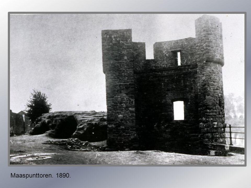 Maaspunttoren. 1890.