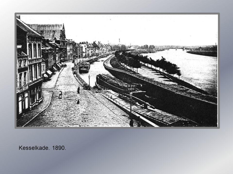 Kesselkade. 1890.