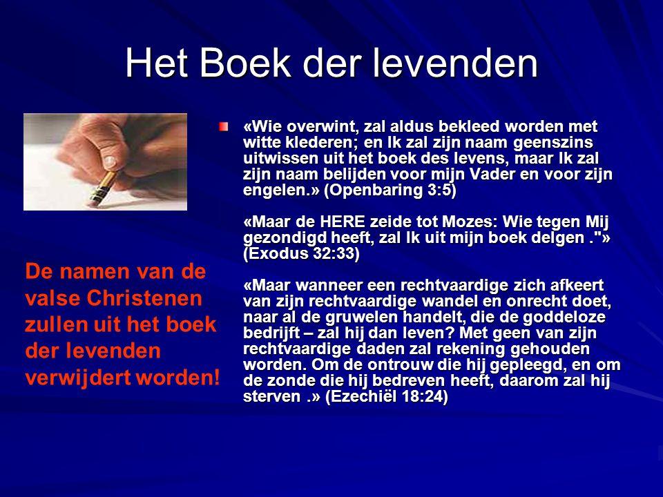 Het Boek der levenden