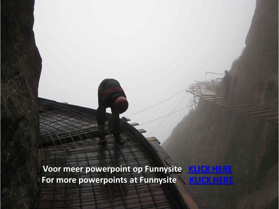 Voor meer powerpoint op Funnysite KLICK HERE