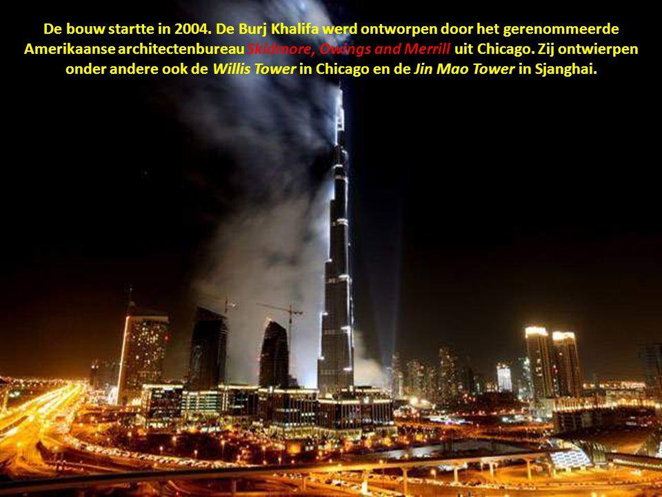 De bouw startte in 2004.