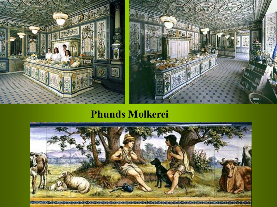 Phunds Molkerei