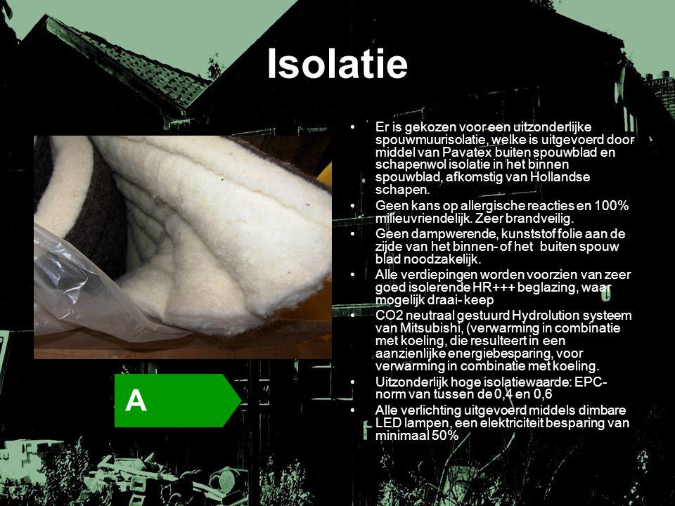 Isolatie