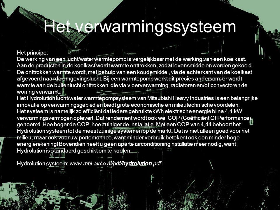 Het verwarmingssysteem