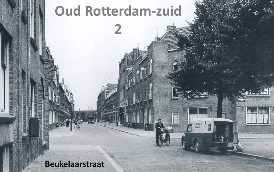 Oud Rotterdam-zuid 2 Beukelaarstraat