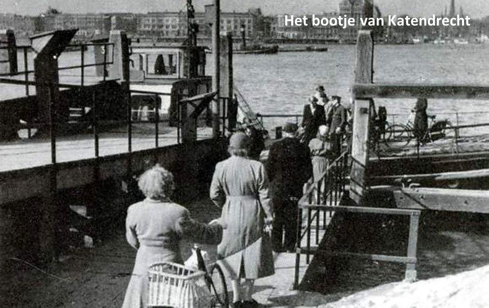 Het bootje van Katendrecht