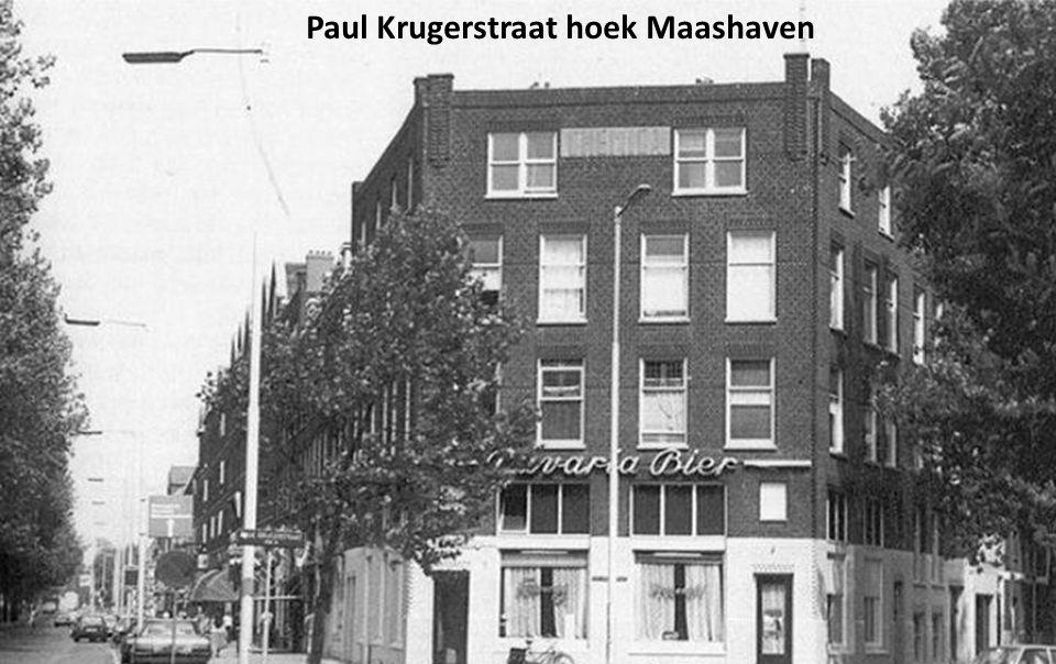 Paul Krugerstraat hoek Maashaven
