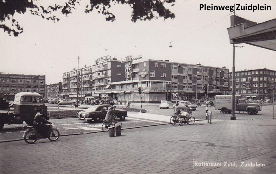 Pleinweg Zuidplein