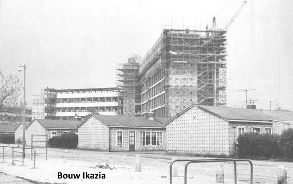 Bouw Ikazia