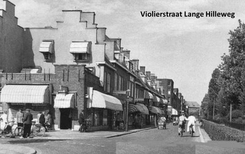 Violierstraat Lange Hilleweg