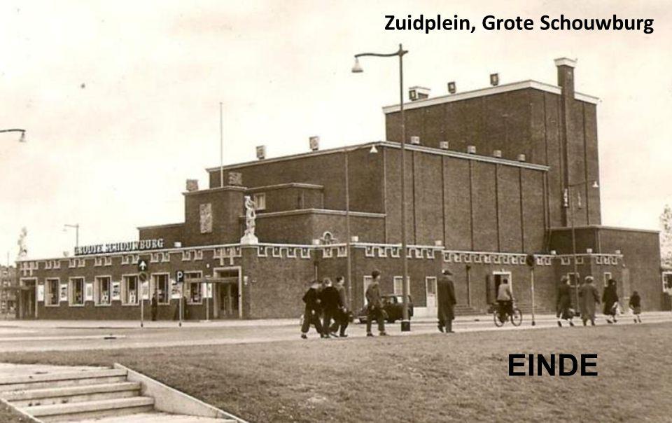 Zuidplein, Grote Schouwburg