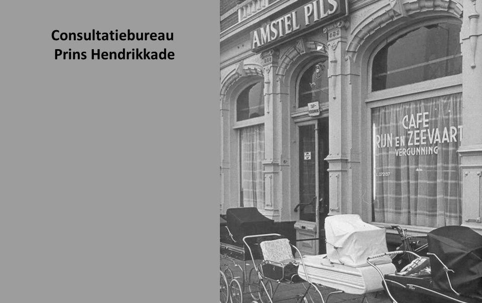 Consultatiebureau Prins Hendrikkade