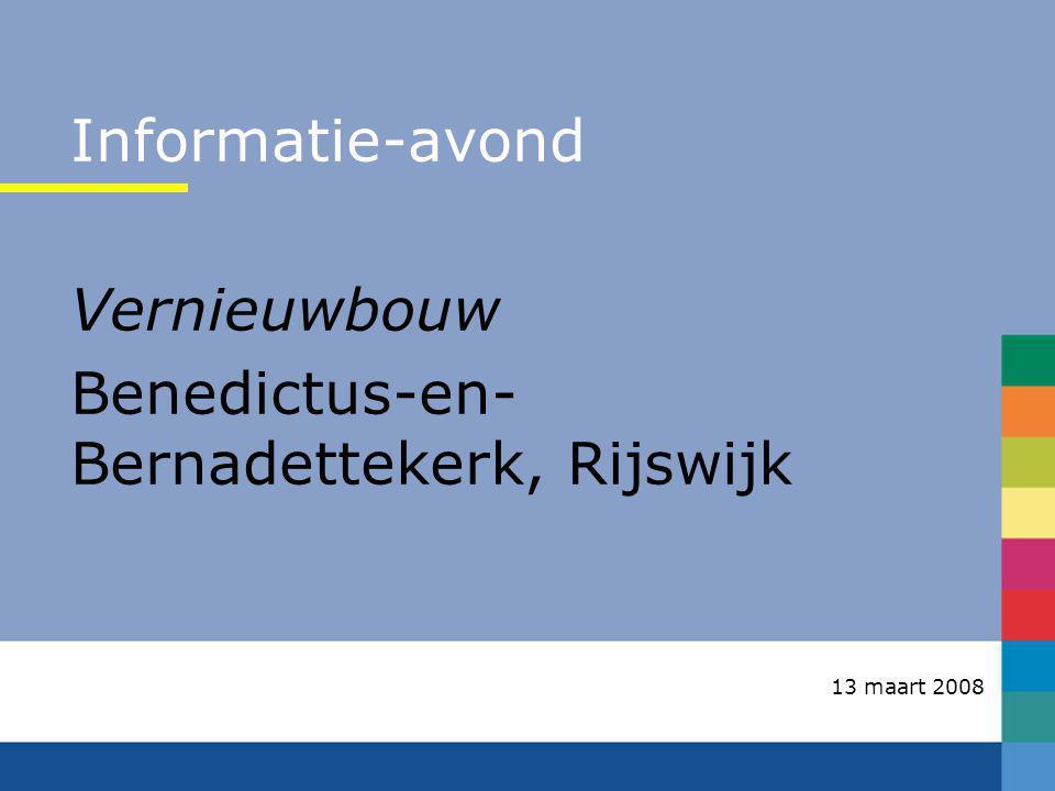 Benedictus-en-Bernadettekerk, Rijswijk