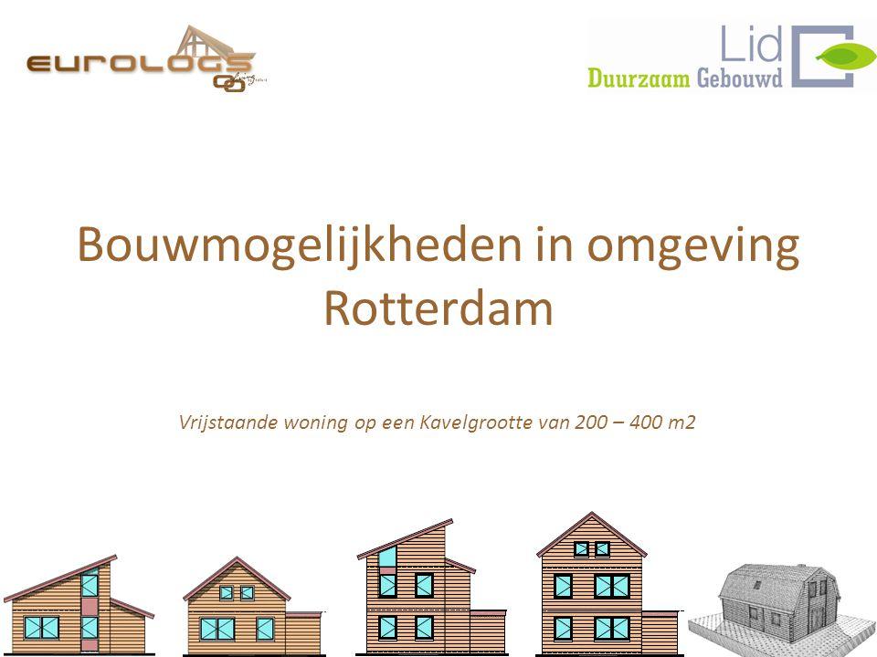 Bouwmogelijkheden in omgeving Rotterdam