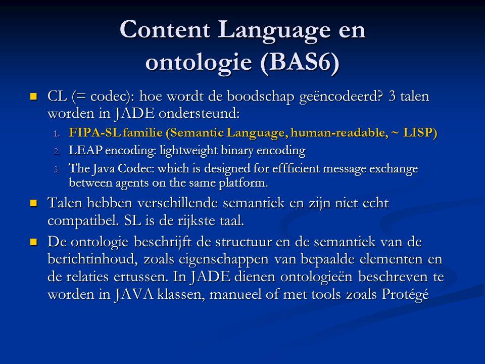Content Language en ontologie (BAS6)