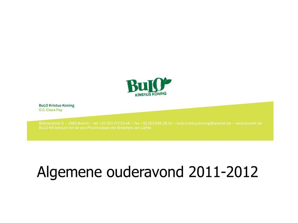 Algemene ouderavond 2011-2012