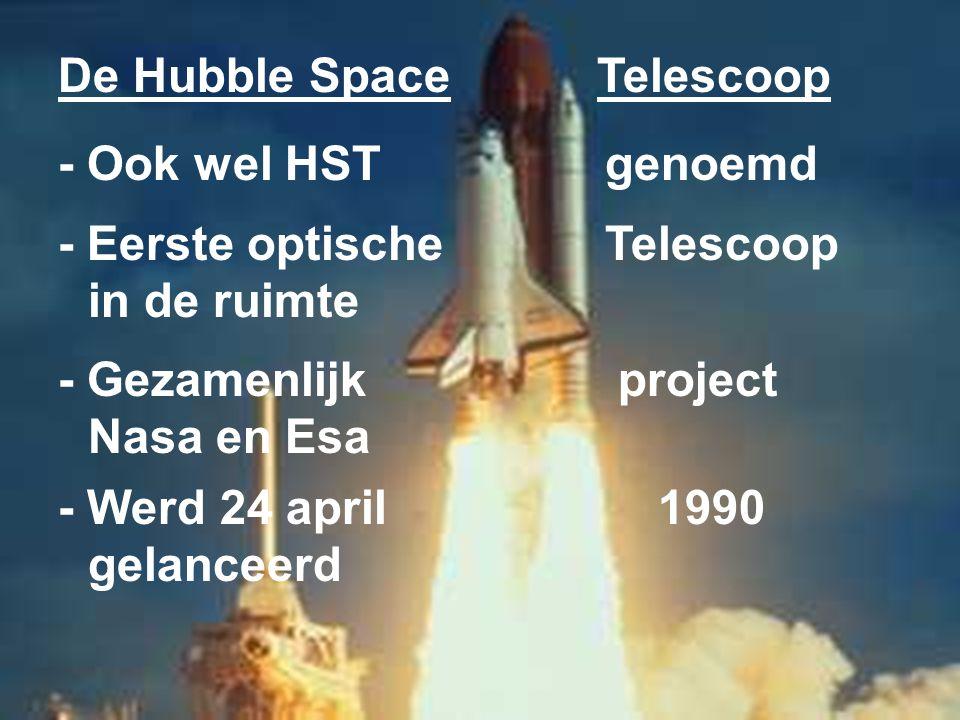 De Hubble Space Telescoop