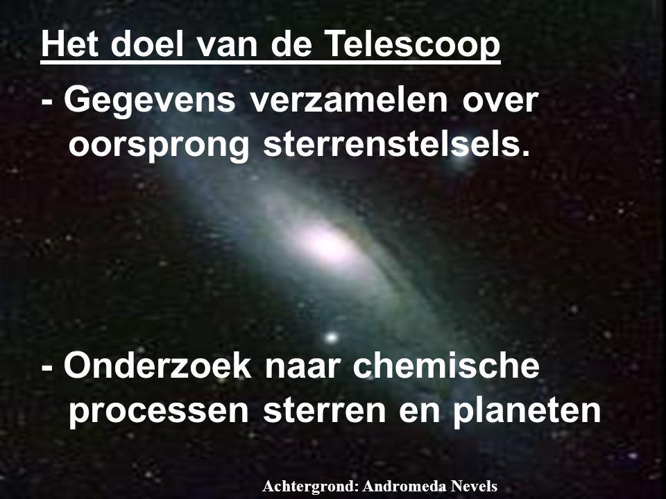 Het doel van de Telescoop