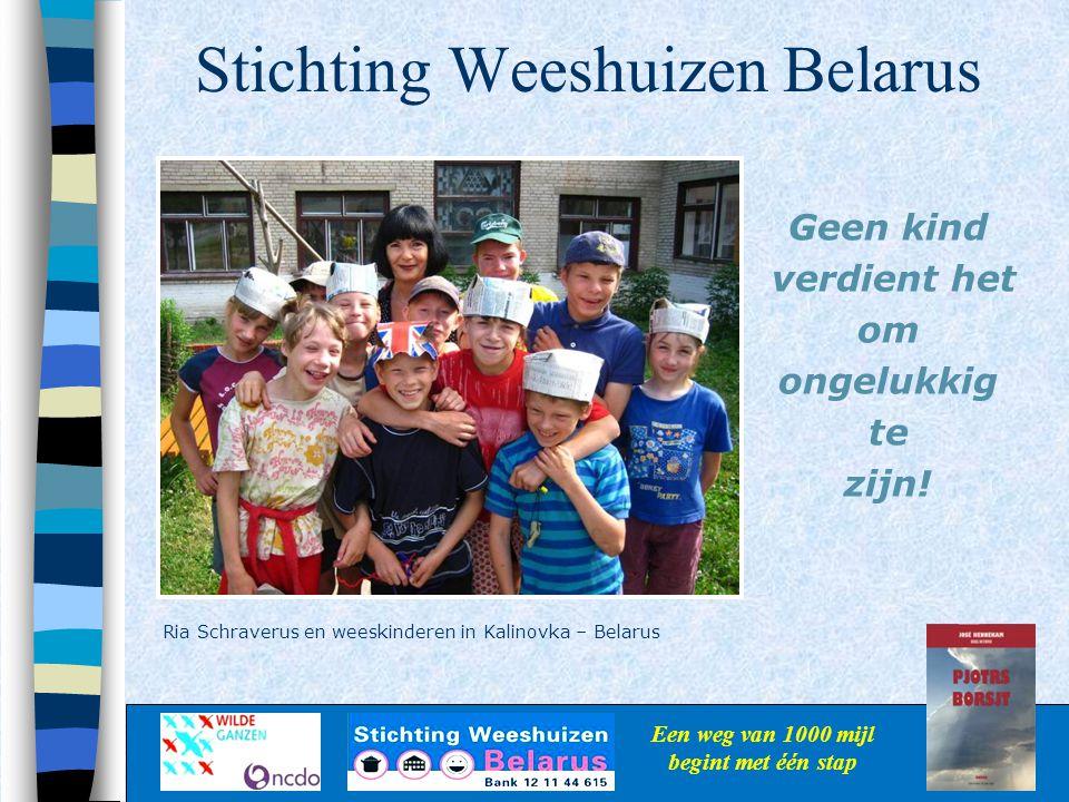 Stichting Weeshuizen Belarus