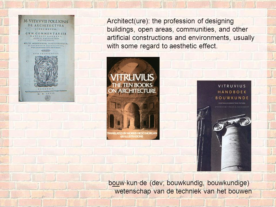 Over Architectuur 3