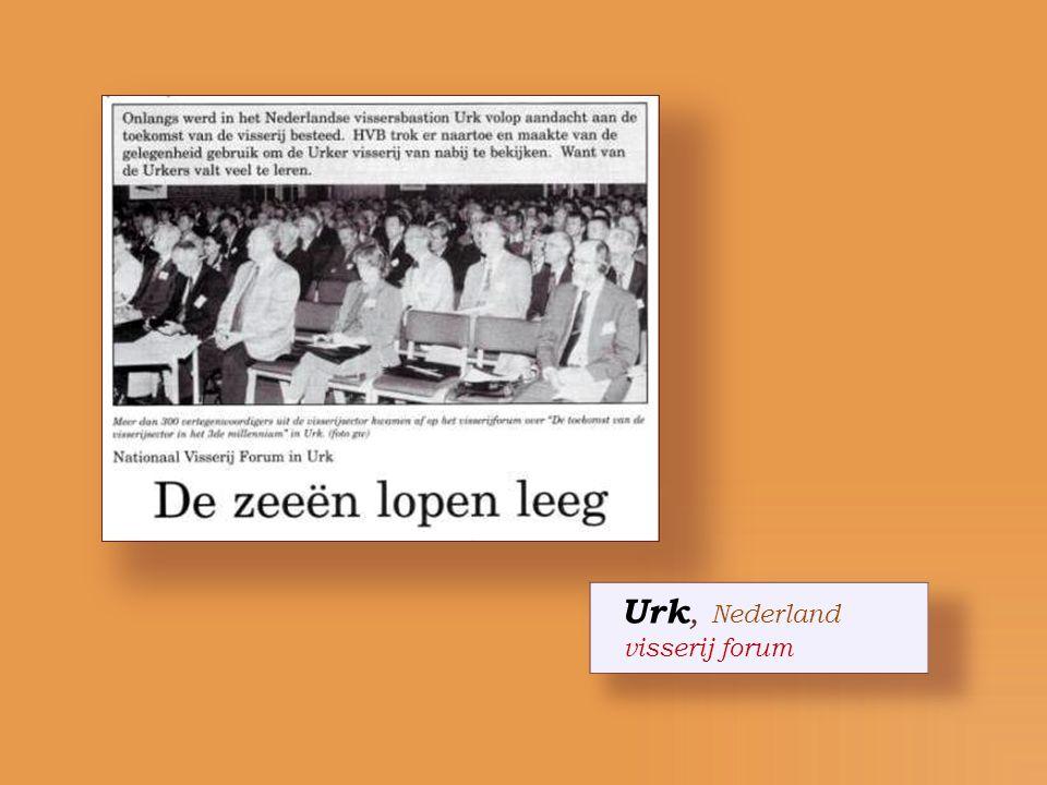 Urk, Nederland visserij forum
