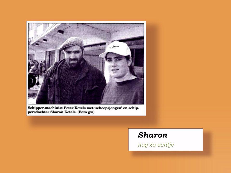Sharon nog zo eentje