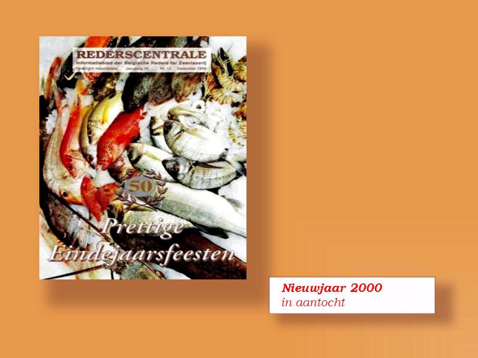 Nieuwjaar 2000 in aantocht