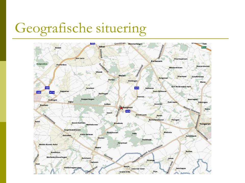 Geografische situering