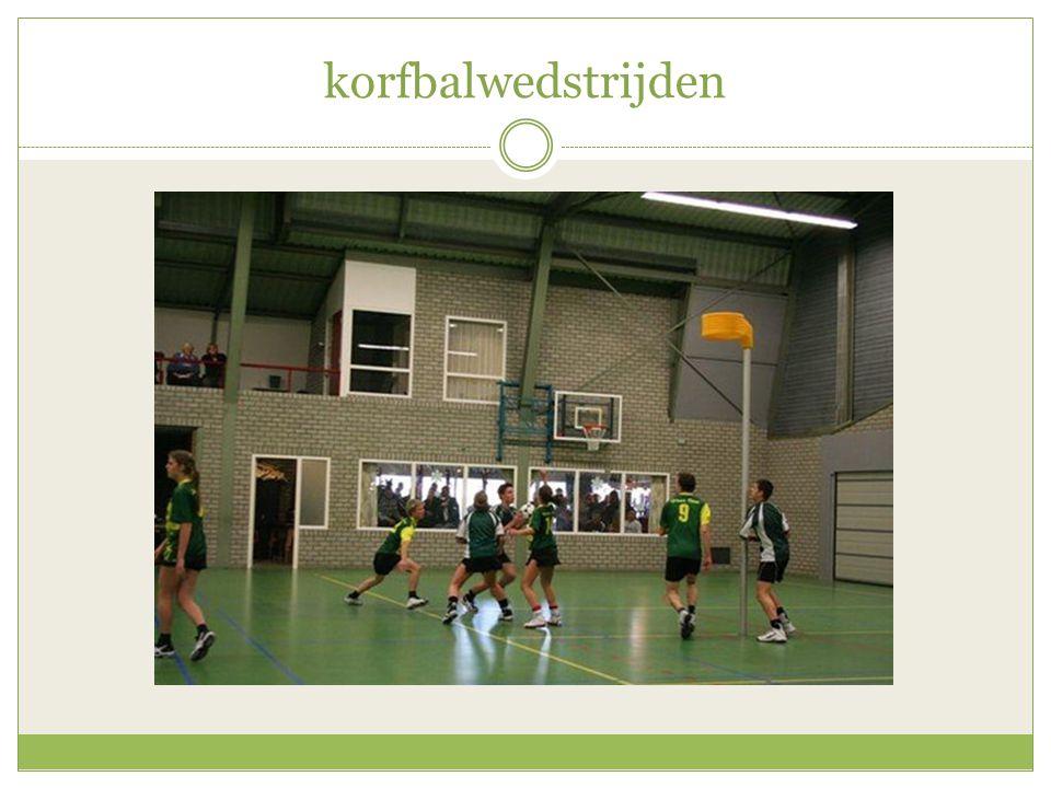korfbalwedstrijden