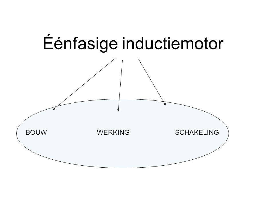 Éénfasige inductiemotor