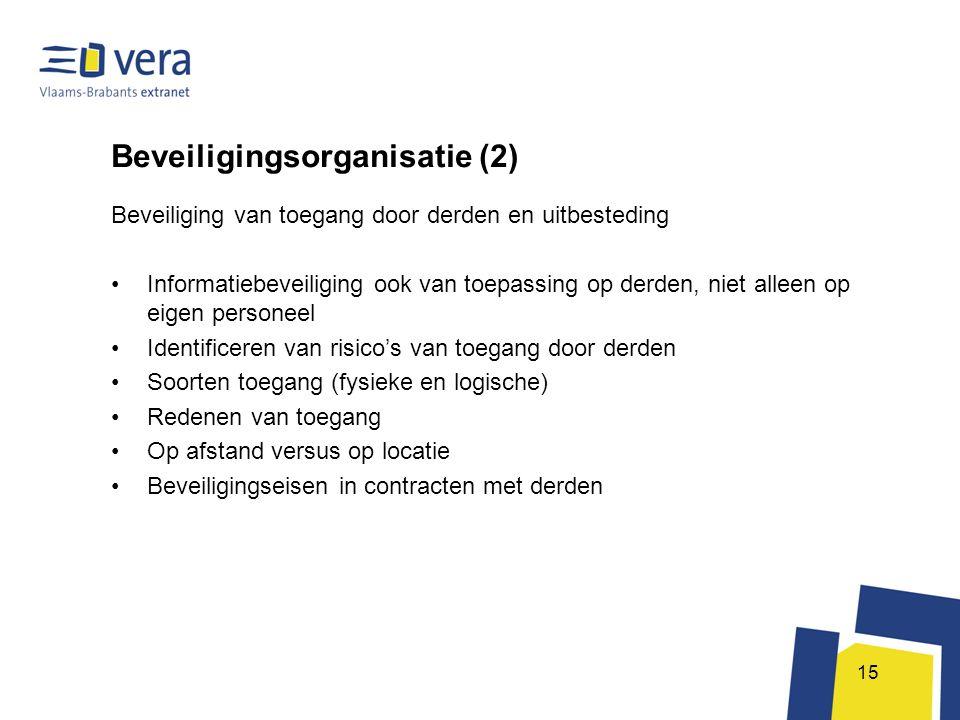 Beveiligingsorganisatie (2)
